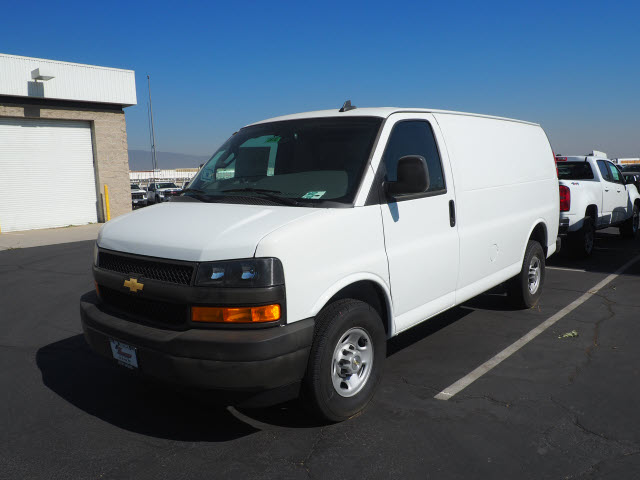 2020 Chevrolet Express 2500 4x2, Adrian Steel Commercial Shelving Upfitted Cargo Van #24142 - photo 11