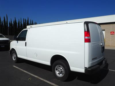 2020 Chevrolet Express 2500 4x2, Adrian Steel Commercial Shelving Upfitted Cargo Van #24142 - photo 10