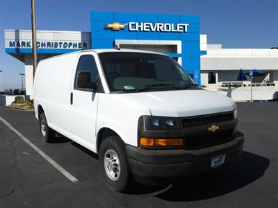 2020 Chevrolet Express 2500 4x2, Adrian Steel Commercial Shelving Upfitted Cargo Van #24142 - photo 1