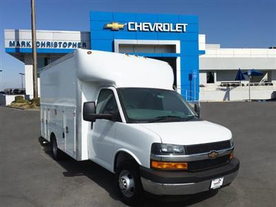 2020 Chevrolet Express 3500, Supreme Service Utility Van