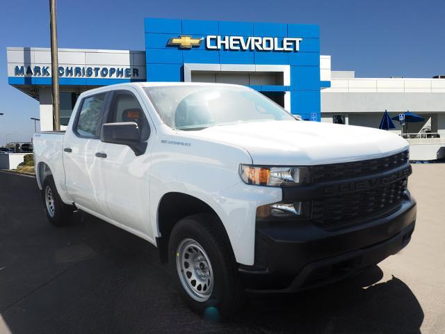 2021 Chevrolet Silverado 1500 Crew Cab 4x4, Pickup #24150 - photo 1