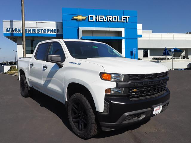 2021 Chevrolet Silverado 1500 Crew Cab 4x4, Pickup #24153 - photo 1
