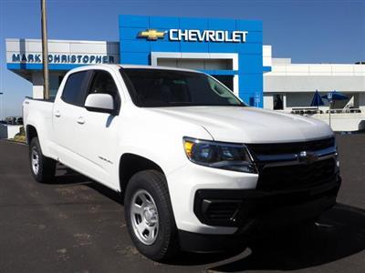 2021 Chevrolet Colorado Crew Cab 4x4, Pickup #24191 - photo 1