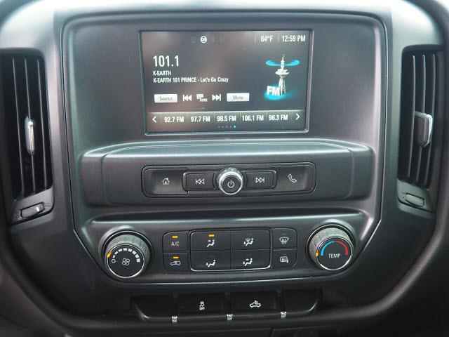 2016 Chevrolet Silverado 2500 Crew Cab 4x2, Service Body #24224A - photo 8