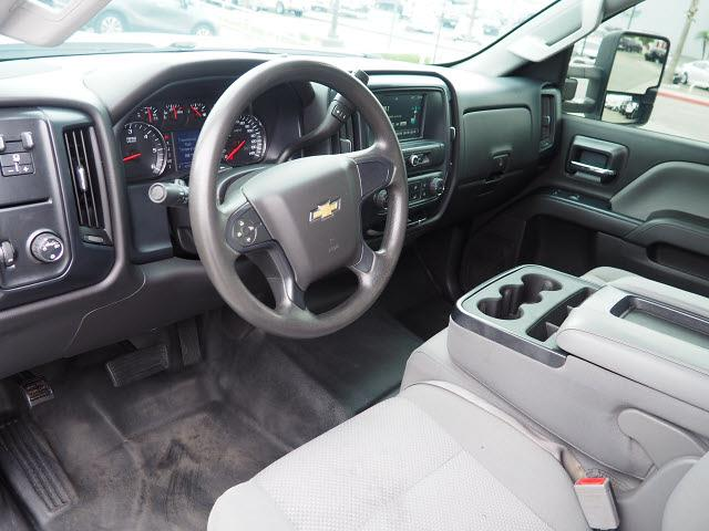 2016 Chevrolet Silverado 2500 Crew Cab 4x2, Service Body #24224A - photo 19