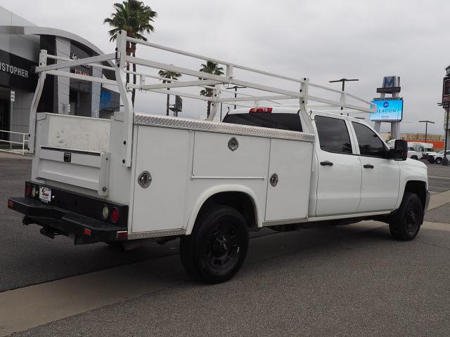2016 Chevrolet Silverado 2500 Crew Cab 4x2, Service Body #24224A - photo 2