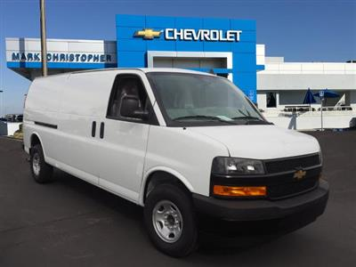 2021 Chevrolet Express 2500 4x2, Empty Cargo Van #24233 - photo 1