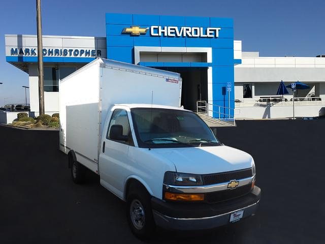 2020 Chevrolet Express 3500 4x2, Morgan Dry Freight #24257 - photo 1