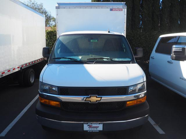2020 Chevrolet Express 3500 4x2, Morgan Dry Freight #24257 - photo 2