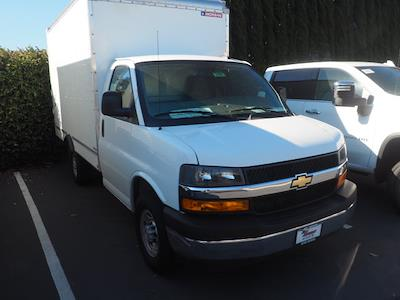 2020 Chevrolet Express 3500 4x2, Morgan Dry Freight #24257 - photo 9