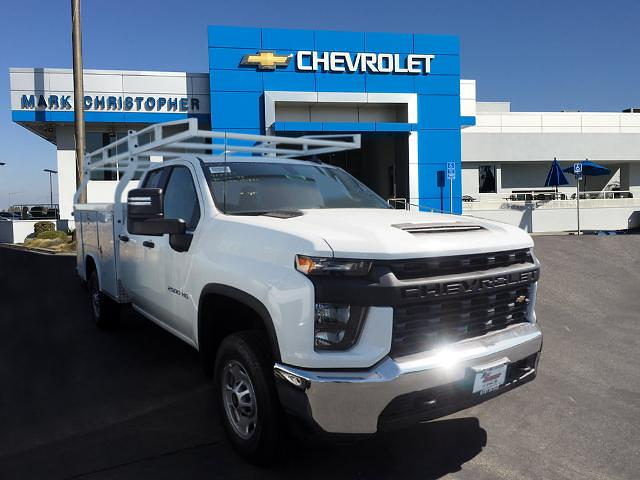 2021 Chevrolet Silverado 2500 Double Cab 4x2, Royal Truck Body Service Body #24284 - photo 1