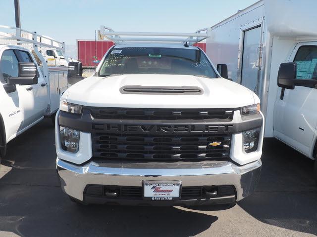 2021 Chevrolet Silverado 2500 Double Cab 4x2, Royal Truck Body Service Body #24284 - photo 3