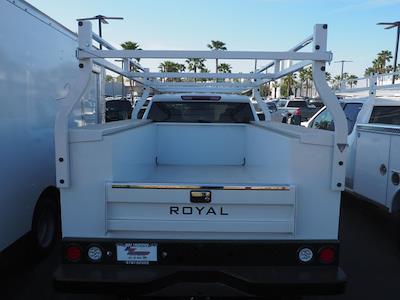 2021 Chevrolet Silverado 2500 Double Cab 4x2, Royal Truck Body Service Body #24284 - photo 7