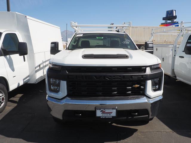 2021 Chevrolet Silverado 2500 Regular Cab 4x2, Royal Truck Body Service Body #24285 - photo 3