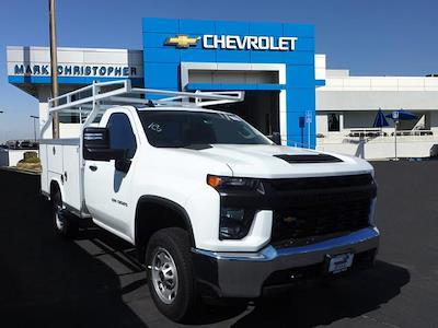 2021 Chevrolet Silverado 2500 Regular Cab 4x2, Royal Truck Body Service Body #24285 - photo 1