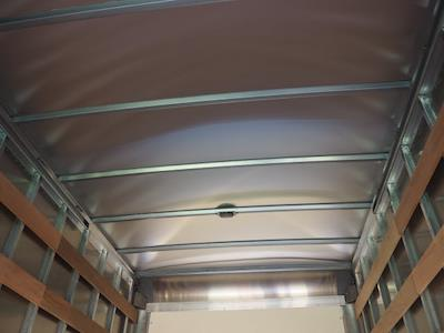 2021 Chevrolet Express 3500 4x2, Morgan Parcel Aluminum Cutaway Van #24289 - photo 11