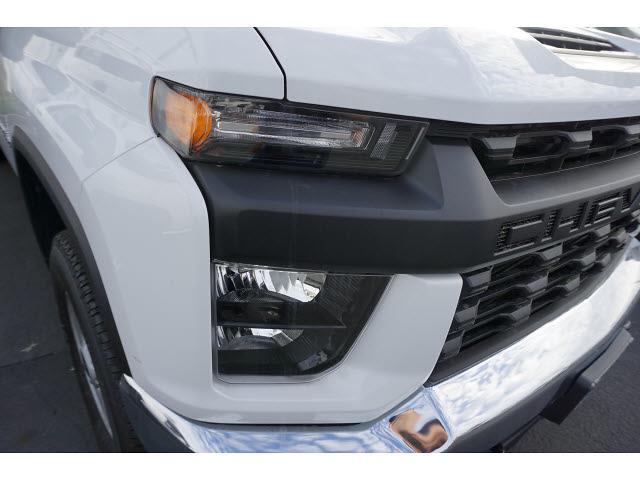 2021 Chevrolet Silverado 3500 Double Cab 4x2, Harbor TradeMaster Service Body #24293 - photo 4