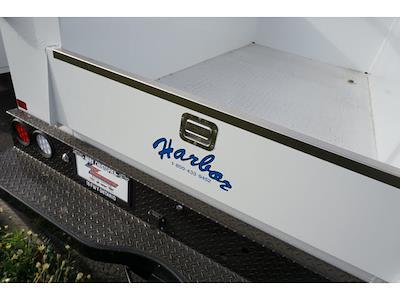 2021 Chevrolet Silverado 3500 Double Cab 4x2, Harbor TradeMaster Service Body #24293 - photo 10