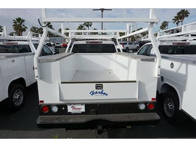 2021 Chevrolet Silverado 3500 Double Cab 4x2, Harbor TradeMaster Service Body #24293 - photo 2