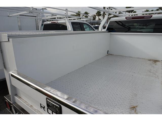 2021 Chevrolet Silverado 2500 Double Cab 4x2, Royal Truck Body Service Body #24295 - photo 9