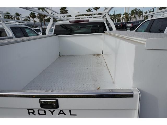 2021 Chevrolet Silverado 2500 Double Cab 4x2, Royal Truck Body Service Body #24295 - photo 10