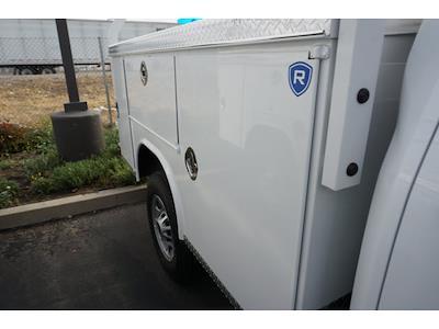 2021 Chevrolet Silverado 2500 Double Cab 4x2, Royal Truck Body Service Body #24295 - photo 7