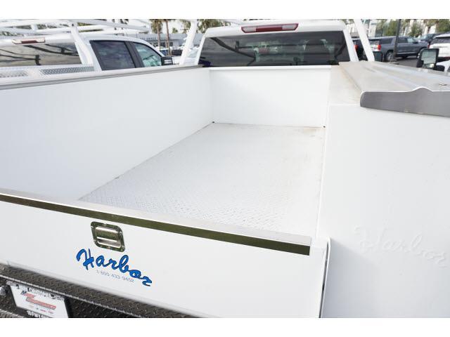2021 Chevrolet Silverado 2500 Double Cab 4x2, Harbor TradeMaster Service Body #24296 - photo 11