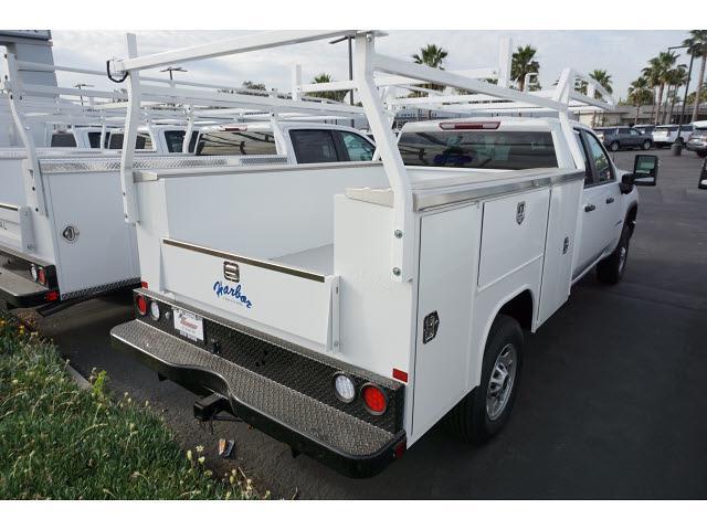 2021 Chevrolet Silverado 2500 Double Cab 4x2, Harbor Service Body #24296 - photo 1
