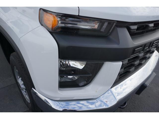 2021 Chevrolet Silverado 2500 Double Cab 4x2, Harbor TradeMaster Service Body #24296 - photo 4