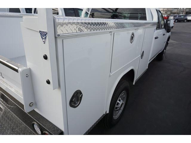 2021 Chevrolet Silverado 2500 Crew Cab 4x2, Royal Truck Body Service Body #24297 - photo 1