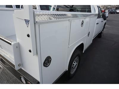 2021 Chevrolet Silverado 2500 Crew Cab 4x2, Royal Truck Body Service Body #24297 - photo 2