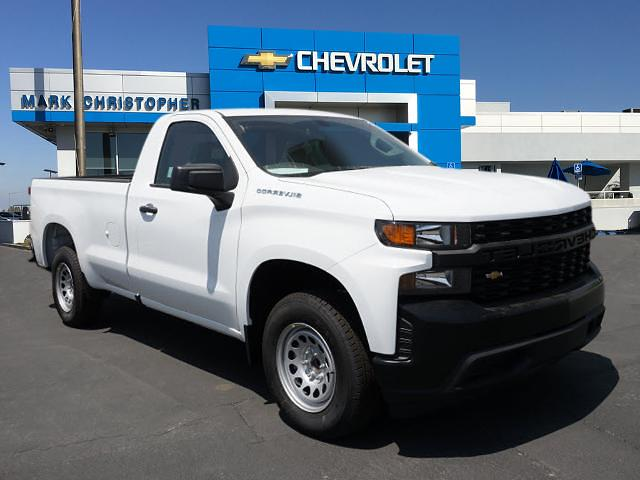 2021 Chevrolet Silverado 1500 Regular Cab 4x2, Pickup #24299 - photo 1