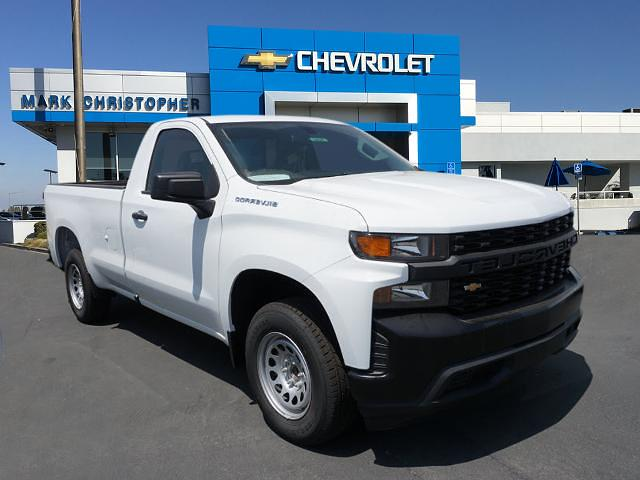 2021 Chevrolet Silverado 1500 Regular Cab 4x2, Pickup #24302 - photo 1