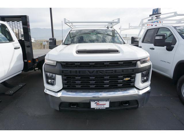 2021 Chevrolet Silverado 2500 Double Cab 4x2, Royal Truck Body Service Body #24307 - photo 3