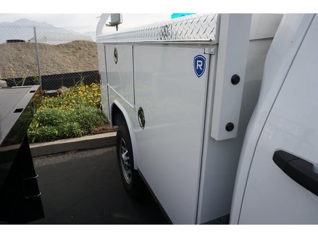 2021 Chevrolet Silverado 2500 Double Cab 4x2, Royal Truck Body Service Body #24307 - photo 7