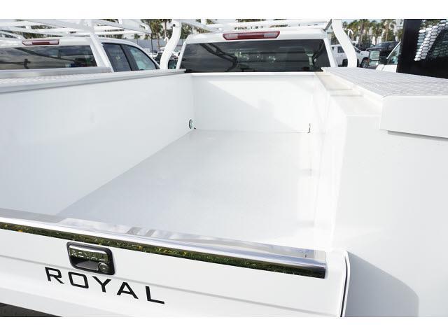 2021 Chevrolet Silverado 2500 Double Cab 4x2, Royal Truck Body Service Body #24307 - photo 10