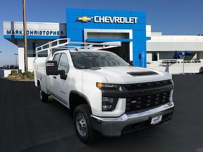 2021 Chevrolet Silverado 2500 Double Cab 4x2, Royal Truck Body Service Body #24307 - photo 1
