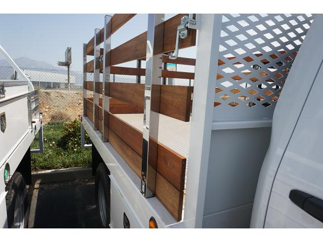 2021 Chevrolet Silverado 3500 Crew Cab 4x2, Scelzi WFB Stake Bed #24321 - photo 9