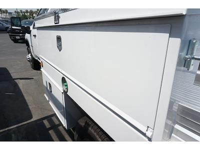 2021 Chevrolet Silverado 3500 Crew Cab 4x2, Scelzi CTFB Contractor Body #24328 - photo 11