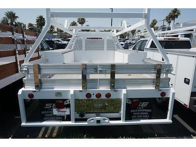 2021 Chevrolet Silverado 3500 Crew Cab 4x2, Scelzi CTFB Contractor Body #24328 - photo 2