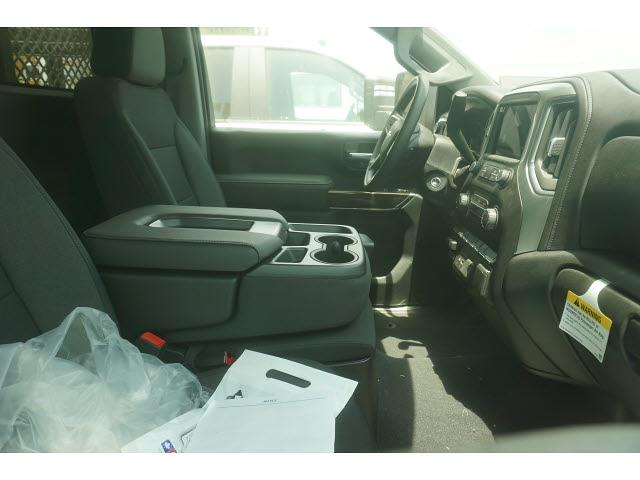 2021 Silverado 3500 Regular Cab 4x2,  Morgan Truck Body Stake Bed #24333 - photo 6