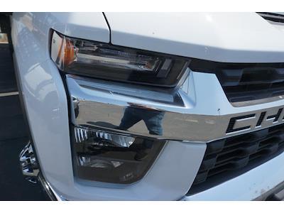 2021 Chevrolet Silverado 3500 Regular Cab 4x2, Morgan Stake Bed #24344 - photo 4