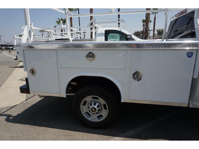 2021 Silverado 2500 Crew Cab 4x2,  Royal Truck Body Service Body #24356 - photo 8