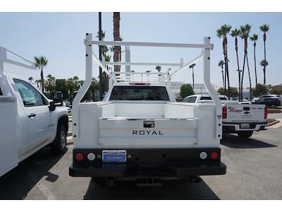2021 Silverado 2500 Crew Cab 4x2,  Royal Truck Body Service Body #24356 - photo 9