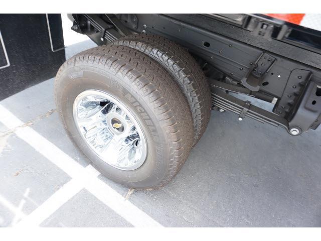 2021 Silverado 3500 Regular Cab 4x2,  Morgan Truck Body Stake Bed #24358 - photo 10