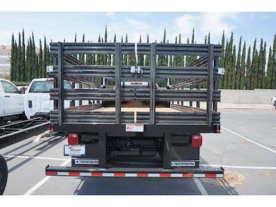 2021 Silverado 3500 Regular Cab 4x2,  Morgan Truck Body Stake Bed #24358 - photo 11