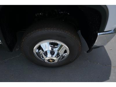 2021 Silverado 3500 Regular Cab 4x2,  Morgan Truck Body Stake Bed #24358 - photo 5