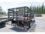 2021 Silverado 3500 Regular Cab 4x2,  Morgan Truck Body Stake Bed #24358 - photo 2
