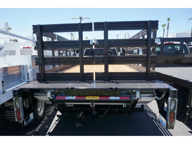 2021 Silverado 3500 Regular Cab 4x2,  Morgan Truck Body Stake Bed #24362 - photo 10