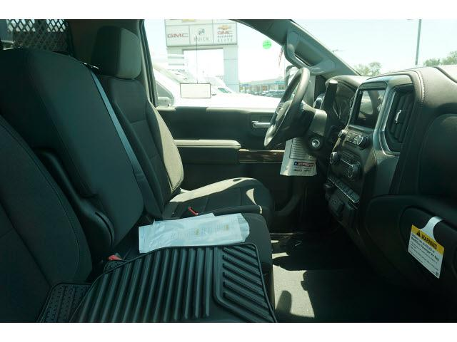 2021 Silverado 3500 Regular Cab 4x2,  Morgan Truck Body Stake Bed #24362 - photo 7